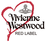 Vivienne Westwood anglomania label ロゴ